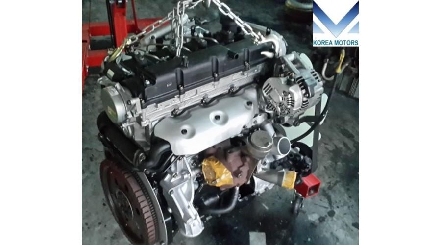 New Diesel Engine D4cb Plete For Hyundai Grand Starex H1