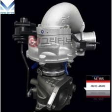MOBIS NEW TURBOCHARGER 282314A820 ASSY FOR ENGINE DIESEL HYUNDAI KIA 2016-21 MNR