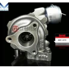 MOBIS NEW TURBOCHARGER 282012A701 ASSY FOR ENGINE DIESEL HYUNDAI KIA 2010-16 MNR