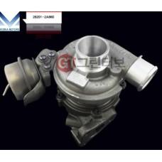 MOBIS NEW TURBOCHARGER 282012A860 ASSY FOR ENGINE DIESEL HYUNDAI KIA 2013-16 MNR
