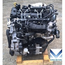 USED ENGINE DIESEL A2 D4HA  ASSY-COMPLETE SET MODULE FROM MOBIS 2009-17 MNR