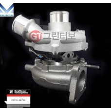 MOBIS NEW TURBOCHARGER 282103A700 ASSY FOR ENGINE DIESEL KIA 2016-21 MNR