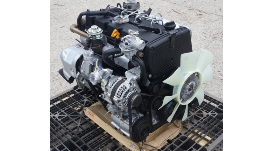 New Engine Diesel J3 Tci Assycomplete For Hyundai Terracan 200207 Mnr: Hyundai Terracan Engine Diagram At Hrqsolutions.co