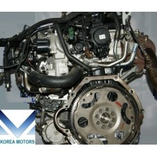 USED ENGINE DIESEL D20F EURO-5 FOR KORANDO / ACTYON / REXTON 2012-16 MNR