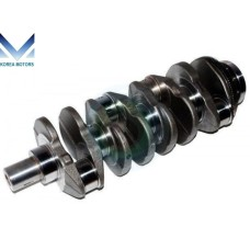 NEW CRANKSHAFT ASSY FOR DIESEL ENGINE D20DT FOR SSANGYONG VEHICLES 2005-11 MNR