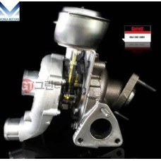 NEW TURBOCHARGER 6640900880 ASSY FOR ENGINE DIESEL SSANGYONG 2005-12 MNR