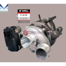 NEW TURBOCHARGER 6710900780 ASSY FOR ENGINE DIESEL SSANGYONG 2012-21 MNR