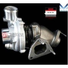 NEW TURBOCHARGER 6650901780 ASSY FOR ENGINE DIESEL SSANGYONG 2005-12 MNR