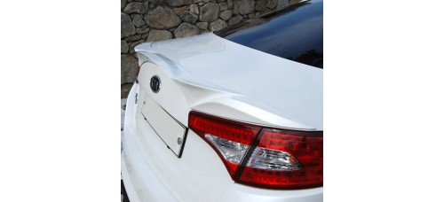 ARTX REAR LIP SPOILER FOR KIA K5 OPTIMA 2010-15 MNR