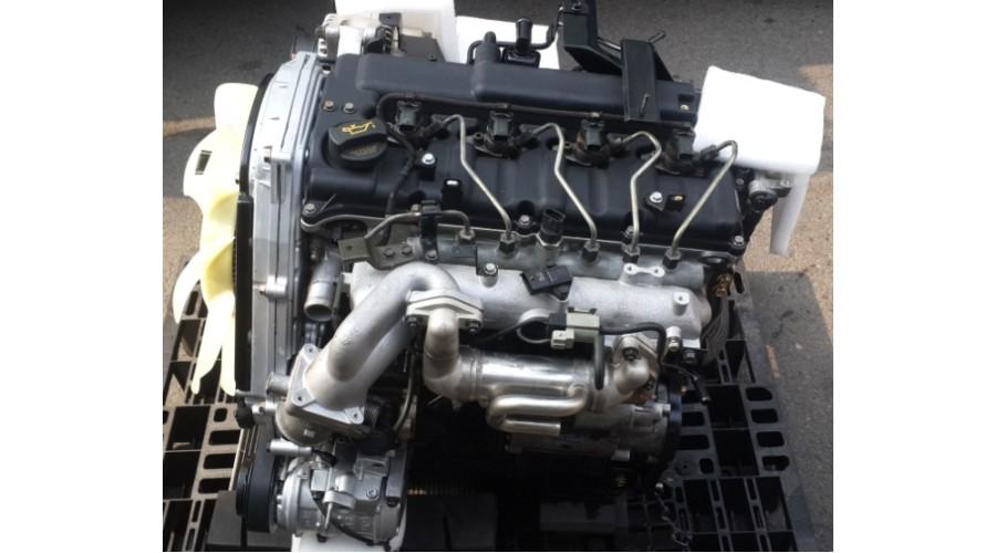 New Engine Diesel D4cb Euro4 Assy Set Mobis