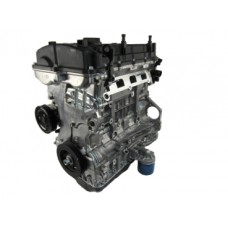 NEW ENGINE GASOLINE G4JP  EURO-3-4 ASSY-SUB SET HYUNDAI 2015 MNR