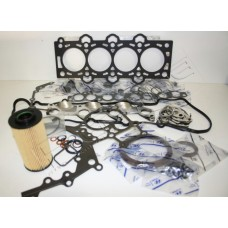 NEW GASKET KIT-ENGINE OVERHAUL SET FOR ENGINE DIASEL D4FA MOBIS 2015 MNR