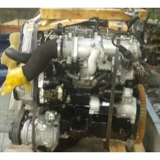 USED ENGINE DIESEL D4CB  EURO-2-3 ASSY-SUB  COMPLETE SET FOR HYUNDAI AND KIA VEHICLES 2002-2006 MNR