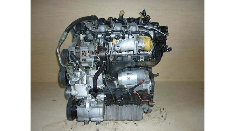 used engine diesel d4ea euro