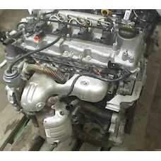 USED ENGINE DIESEL D4FA  EURO-3-4 ASSY-COMPLETE FOR KIA HYUNDAI 2002-09 MNR
