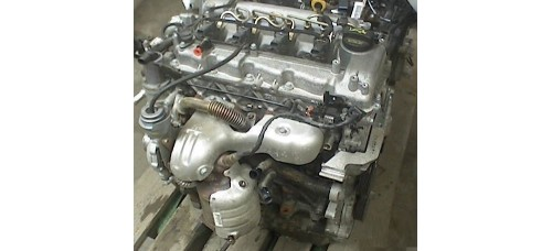 USED ENGINE DIESEL D4FA  EURO-3-4 ASSY-COMPLETE FOR KIA HYUNDAI 2002-09 MNR