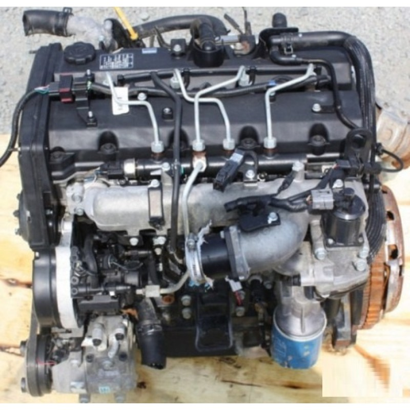 USED ENGINE DIESEL COMPLETE J3 TCI-VGT EURO-4 ASSY SET FOR ...