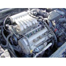 USED ENGINE COMPLETE GAS L6BA (G6BA) EURO-3-4 ASSY-SUB SET HYUNDAI 2001-07 MNR