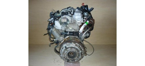USED ENGINE DIESEL D20DT SET ASSY EURO-4 SSANG YONG FOR KYRON / ACTYON 2008-12 MNR