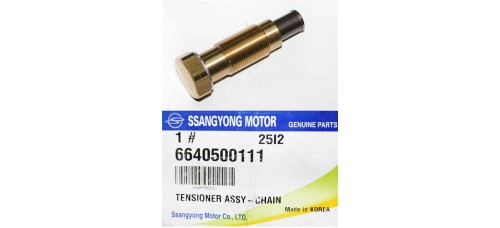 NEW  TENSIONER ASSY-CHAIN SET FOR ENGINE SSANGYONG ACTYON 2.0XDI  KYRON 2.7 XDI