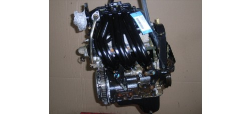USED ENGINE GASOLINE A08S3 EURO-3-4 ASSY-SUB SET FOR CHEVROLET 1998-04 MNR
