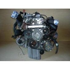 USED ENGINE DIESEL D20DT SET ASSY 2WD/4WD EURO-4 SSANG YONG FOR KYRON / ACTYON 2006-11 MNR