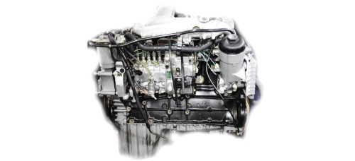 USED ENGINE DIESEL D2.9DT ASSY COMPLETE FROM SSANG YONG 1996-2005 MNR