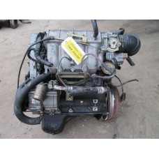 USED ENGINE GASOLINE G4CP  EURO-3-4 ASSY COMPLETE SET FOR HYUNDAI KIA 1996-06 MNR