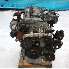 USED ENGINE DIESEL D27DT SET EURO-4 ASSY-SUB SET COMPLETE SET FOR SSANG YONG REXTON / KYRON 2007-11 MNR