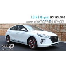 TUIX SIDE MOLDINGS KIT FOR HYUNDAI IONIQ HYBRID 2016-17 MNR