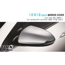 TUIX SIDE MIRROR COVERS KIT FOR HYUNDAI IONIQ HYBRID 2016-17 MNR