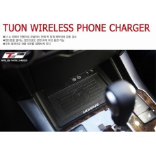 TUON NEW WIRELESS SMARTPHONE CHARGER FOR KIA MOHAVE / BORREGO 2015-17 MNR