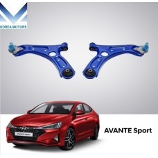 TUIX REINFORCED FRONT LOWER ARM FOR HYUNDAI AVANTE / ELANTRA SPORT 2018-20 MNR