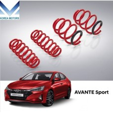 TUIX NEW LOWERING SPRING SET FOR HYUNDAI AVANTE / ELANTRA SPORT 2018-20 MNR