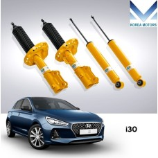TUIX BILSTEIN SHOCK ABSORBERS FOR HYUNDAI I30 PD 2016-20 MNR
