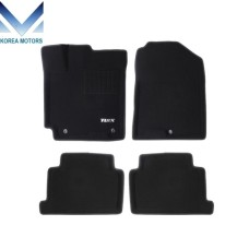 TUIX FLOOR 3D MAT FOR HYUNDAI KONA 2017-20 MNR