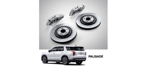TUIX ALCON BRAKE PACKAGE FOR HYUNDAI PALISADE (LX2) 2018-20 MNR