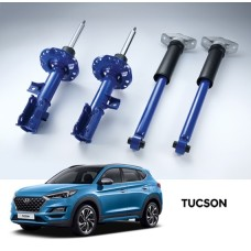 TUIX DYNAMIC SHOCK ABSORBERS SET FOR HYUNDAI TUCSON 2018 - 20 MNR