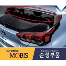 MOBIS REAR AERO SPOILER KIT FOR HYUNDAI VELOSTER JS 2018-21 MNR