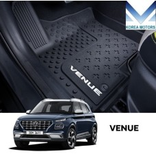 TUIX INTERIOR FLOOR MAT FOR HYUNDAI VENUE (QX) 2019-22 MNR