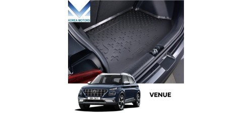 TUIX LUGGAGE LINER MAT FOR HYUNDAI VENUE (QX) 2019-22 MNR