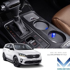 TUON WARM CUP HOLDER SET FOR KIA SORENTO 2017 - 20 MNR