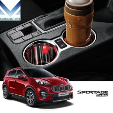 TUON WARM CUP HOLDER SET FOR KIA SPORTAGE BOLD 2018 - 20 MNR