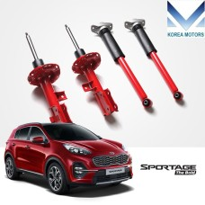 TUON DYNAMIC SHOCK ABSORBERS SET FOR SPORTAGE BOLD (QL-PE) 2018 - 20 MNR