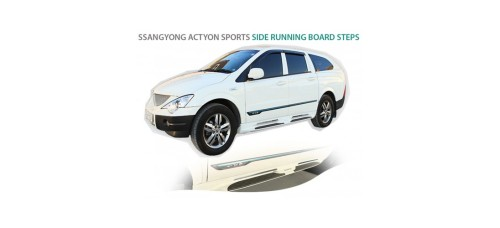 AUTO GRAND Side Running Board Steps for Action Sport