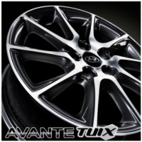 "TUIX 17"" NEW BLACK CHROME ALLOY WHEELS FOR HYUNDAI  AVANTE MD / ELANTRA  2010-15 MNR"
