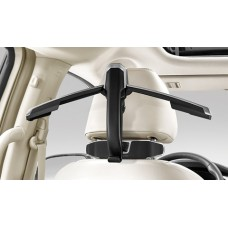 TUIX BRAND COLLECTION COAT HANGERS SET FOR HYUNDAI VEHICLES 2010-15 MNR