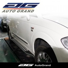 AUTOGRAND Side Running Board Steps for Korando Rodius 2008-2012 year