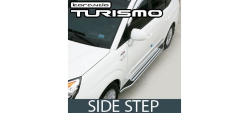 AUTO GRAND Side Running Board Steps for  Korando Turismo