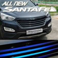 ARTX LUXURY GENERATION TUNING GRILLE SET FOR HYUNDAI SANTA FE DM 2012-15 MNR